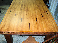 Specializing In Hand Crafted Bowling Lanes Tables And Pine